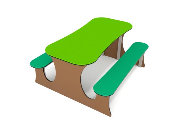 Picknicktisch 2