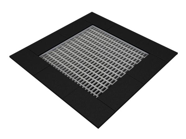 Trampolin - 1.50 x 1.50 m