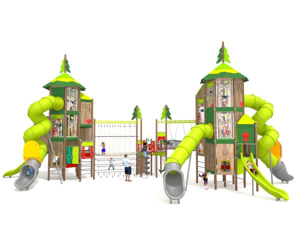 Spielturm - Foresta